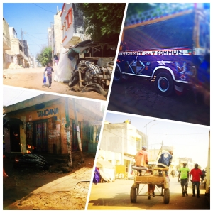 Contexts of Dakar: Colour, Texture, Sights and Sounds